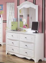 White Bedroom Dresser And Nightstand Amazon Com Exquisite Youth Full Size Sleigh Bed Room Set In