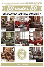 sofa mart austin 50 under 50 sale at furniture row front door