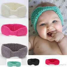 knotted headband crochet knotted headband earwarmer knot hair band knitted winter