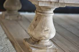 Baluster Coffee Table Meggie Frue Meggie Frue At Home Balustrade Coffee Table