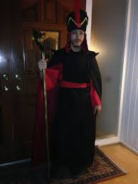 Jafar Halloween Costume Jafar U0027s Staff 3 Steps Pictures