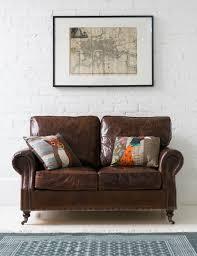 Worn Leather Sofa Distressed Vintage Leather Sofas U0026 Armchairs Rose U0026 Grey