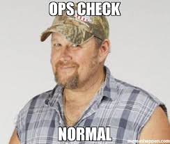 Normal Meme - ops check normal meme larry the cable guy 45992 memeshappen