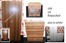 Cheap Bedroom Furniture Uk by Clearance Bedroom Furniture Assembled Bedroom Furniture Cheap