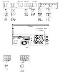 pioneer deh 245 wiring diagram pioneer car stereo wiring diagram