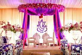 shaadi decorations chicago illinois indian wedding by joseph kang indian wedding
