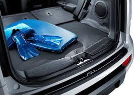 Kia Cargo Kia Soul Cargo Mat With Seat Back Protector Kia Stuff