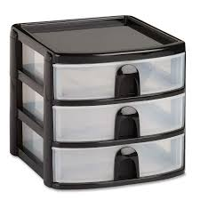 Desk Storage Drawers Chic Rubbermaid Storage With Drawers Rubbermaid Vision 3 Drawer
