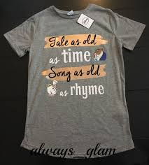 halloween disney shirts disney beauty u0026 the beast tale as old licensed ladies primark t
