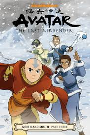avatar airbender north south 3 2017