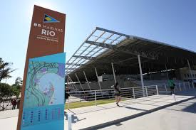 Rio Olympic Venues Now New Look Sailing Venue For Rio 2016 Olympic Opens Doors To Public