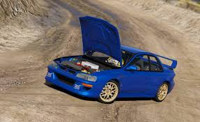 1998 subaru impreza 1998 subaru impreza 22b sti series i add on replace tuning