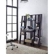 Ladder Bookcase Desk Combo Ladder Desk