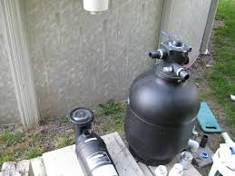 above ground system replumbing watertown pool service inc