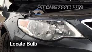 vw cc tail light bulb type tail light change 2009 2017 volkswagen cc 2009 volkswagen cc