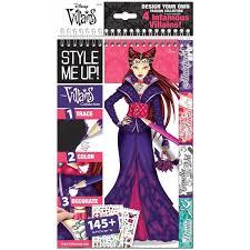 amazon com style up villain collection regular sketchbook
