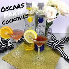 the oscars cocktails mock tails u0026 party tips u2014 chef shayna