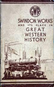 swindon works in 1935 graces guide