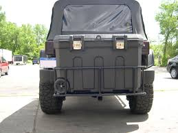 jeep wrangler storage ace engineering hitch cargo carrier jkowners com jeep wrangler