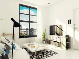 440 Square Feet Apartment Ultra Tiny Home Design 4 Interiors Under 40 Square Meters