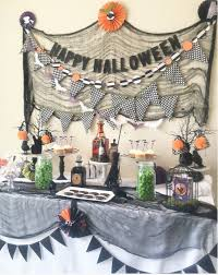 Candy Party Table Decorations Best 25 Halloween Dessert Table Ideas On Pinterest Halloween