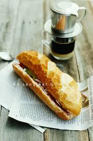 Bánh M¬ C Phª Vietnam Yummy Pinterest