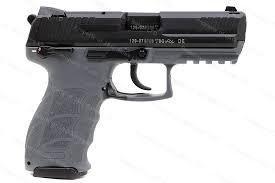 h u0026k p30s v3 9mm semi auto pistol 9mm 3 85