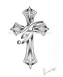 cross designs tribal cross tattoomagz