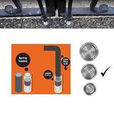 Door Bolts Garage Door Bolt 300mm Amazon Co Uk Diy U0026 Tools
