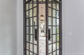 Steel Exterior Doors With Glass Steel Glass Doors With Steel And Glass Front