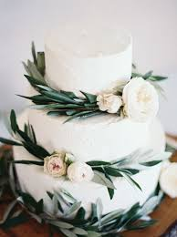 wedding cake greenery 20 greenery wedding cakes that are naturally gorgeous deer pearl