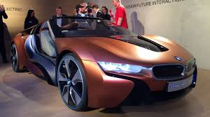future bmw concept smart car bmw u0027s vision of tomorrow u0027s high tech car u2013 in pictures