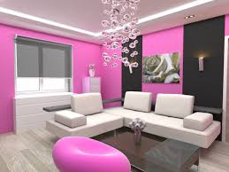 Pink Living Room by Pink Black And White Room Beautiful Pink Decoration
