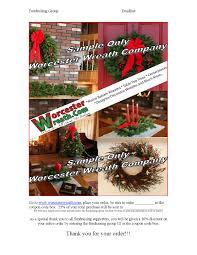 fundraising program wreath fundraiser school fundraiser