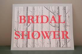 Bridal Shower Signs Photo Ideas For Bridal Shower Sign Image