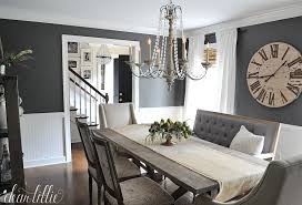 color ideas for dining room dear lillie a few tiny changes in the dining room
