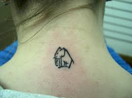 simple elephant tattoo designs photos pictures and sketches
