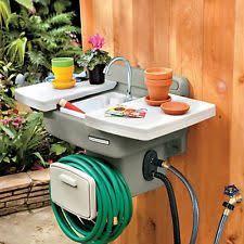 backyard gear outdoor sink outdoor sink ebay