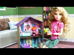 how to make a doll u0027s dollhouse plus fun finds toys for dolls