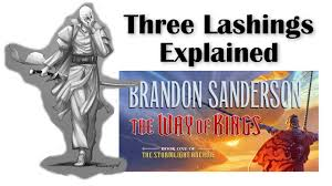 Storm Light Archive Stormlight Archive Three Lashings Explained The Way Of Kings