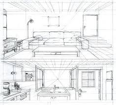 comment dessiner une chambre galerie de photos de comment dessiner un meuble en perspective