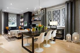 home style interior design awesome modern house interior design living and dining room 2018