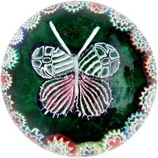 Butterfly Desk Accessories 18 Best Paperweights Images On Pinterest Glass Paperweights
