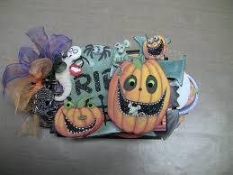 toilet paper halloween halloween tp mini album soooooo cute sooooo easy youtube