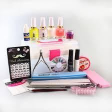 discount nail gift sets wholesale 2017 nail gift