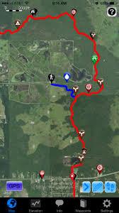Map Of Stuart Fl Download The Florida Trail App Florida Hikes