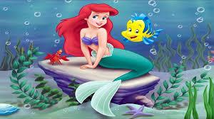 Mermaid Fairy A Disney Reader The Little Mermaid Sealed With A Kiss Fairy