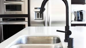 kitchen faucet black brizo 63221lf bl solna matte black pro pre rinse units kitchen
