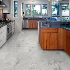 Peel And Stick Floor Tile Reviews Trafficmaster Ribbed Gunmetal Texture 18 In X 18 In Carpet Tile