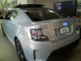 the limited edition scion tc
